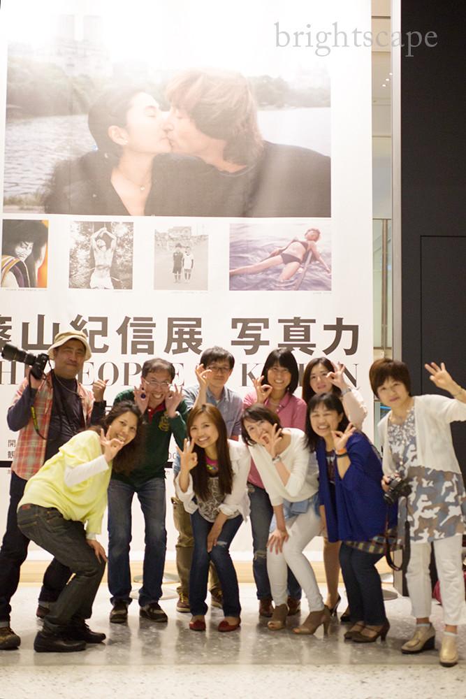 渕上真由さんと写真を楽しむイベント