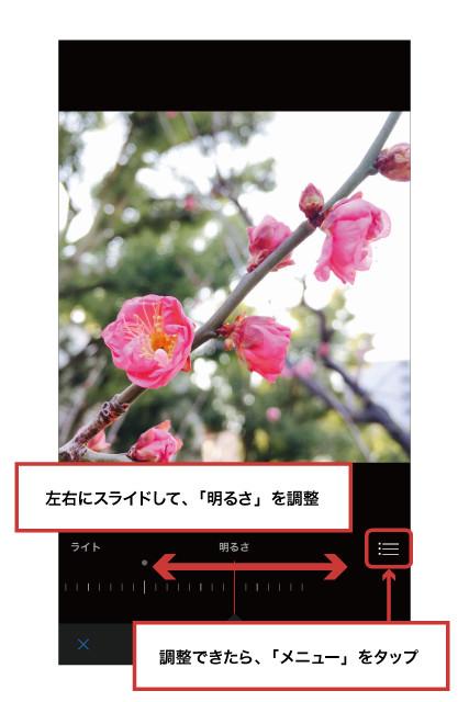 iPhone写真アプリ12